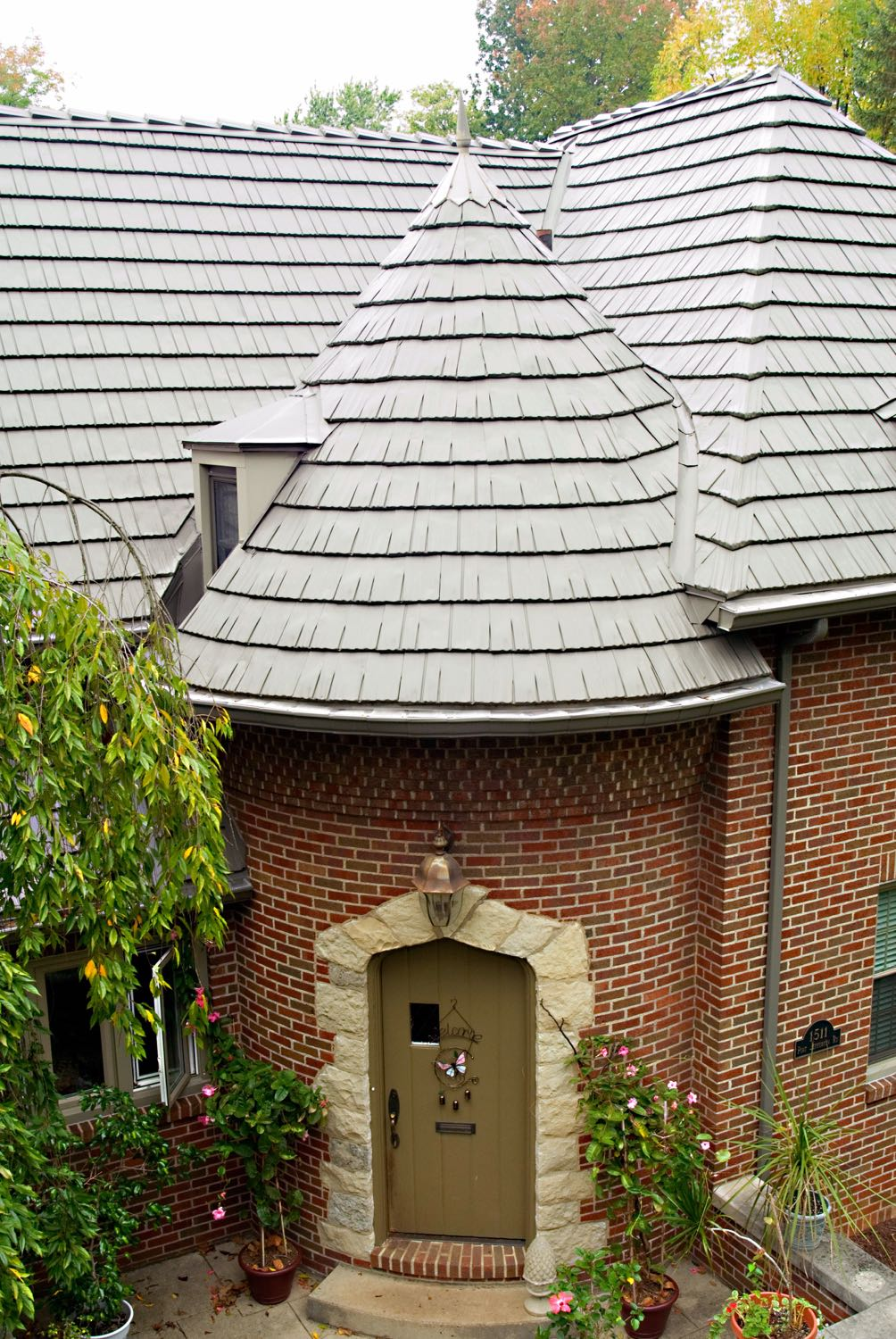Rustic Shingle | Metal Roofs by CLASSIC® Metal Roofing Systems