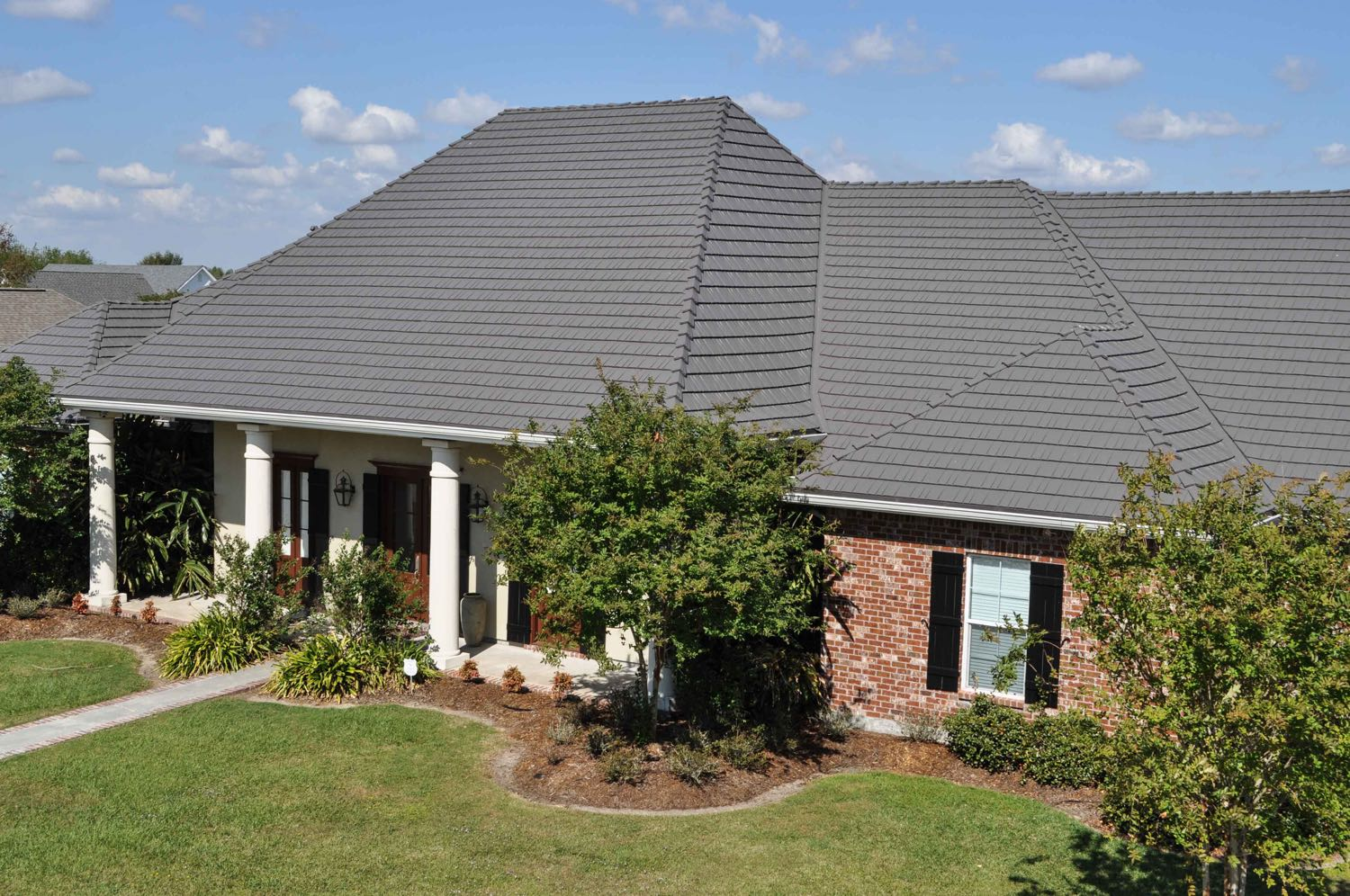 Roof Design Ideas: Metal Roofs By CLASSIC® Metal Roofing Systems