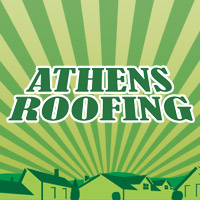 athens roofing logo