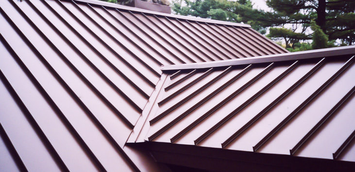 Beautiful Classic Metal Roofing Systems