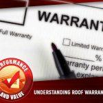 understanding roof warranties