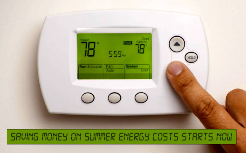 saving on summer energy costs