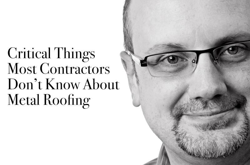 Metal Roofing Energy Efficiency