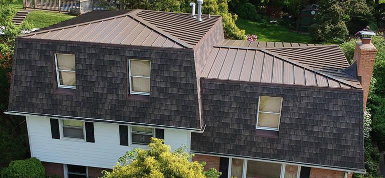 residential mansard roof