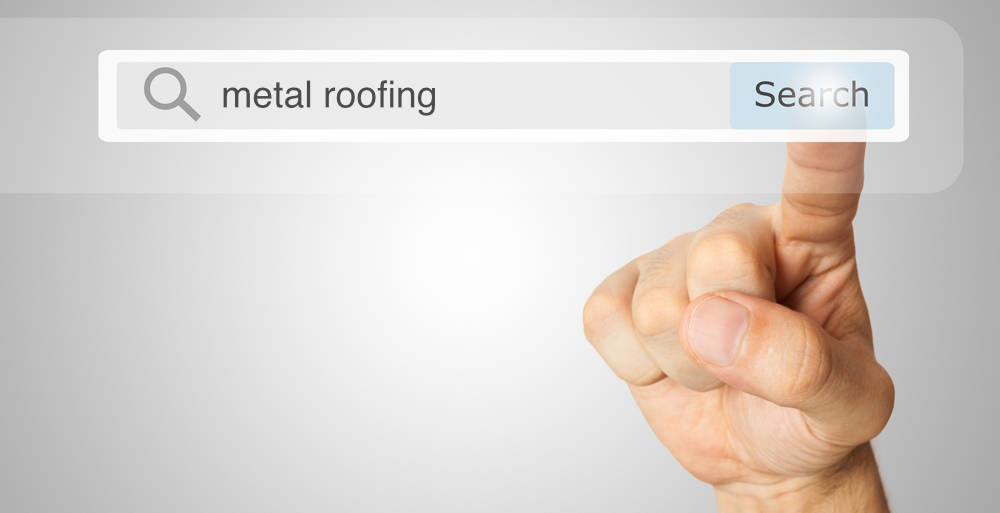 Search for Metal Roofing